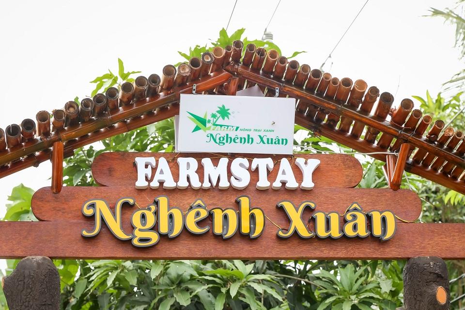 Khám phá Nghênh Xuân Farmstay tại Bến Tre