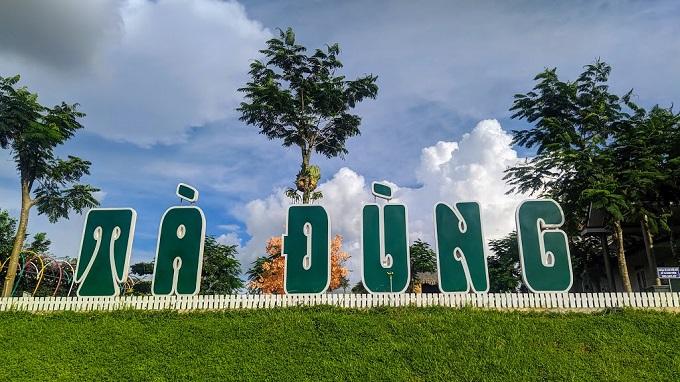 Khu du lịch Tà Đùng - Đắk Nông