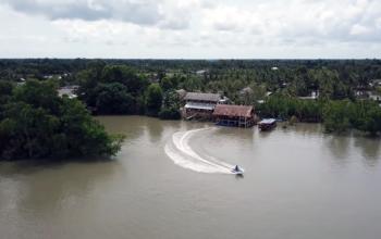 Khám phá Khu Du Lịch Sinh Thái Chín Sông ở Bến Tre