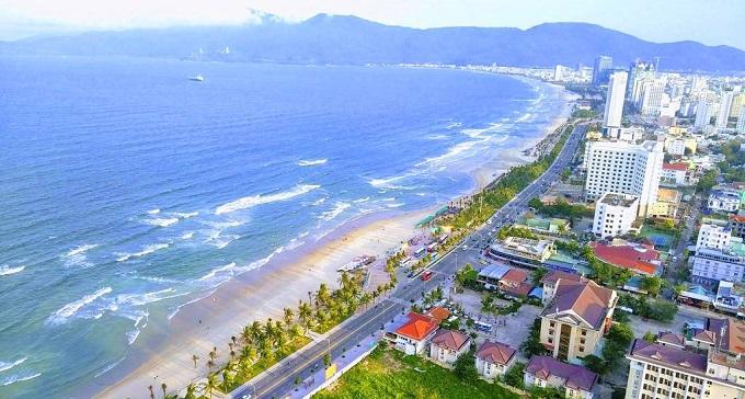 Biển Mỹ Khê là 1 trong 6 bãi biển quyến rũ nhất hành tinh