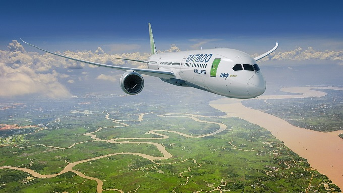 Các đường bay mới của Bamboo Airways