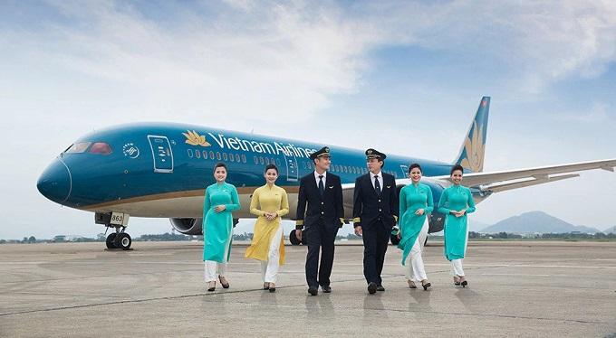 Các đường bay mới của Vietnam Airlines