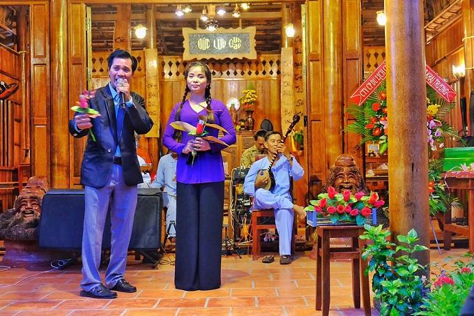 Giao lưu Đờn ca tài tử Nam Bộ tại Nhà Dừa CocoHome
