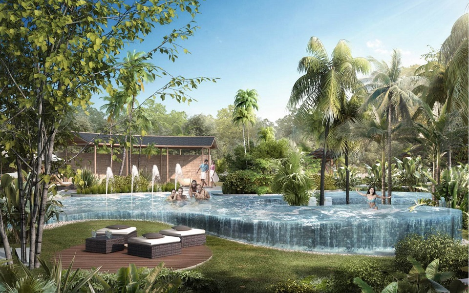 Khám phá Minera Hot Springs Bình Châu tại Vũng Tàu