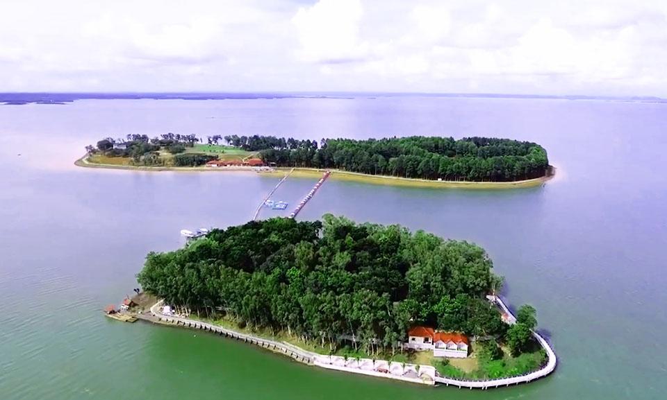 Khám phá Khu du lịch Đảo Ó – Đồng Trường ở Đồng Nai