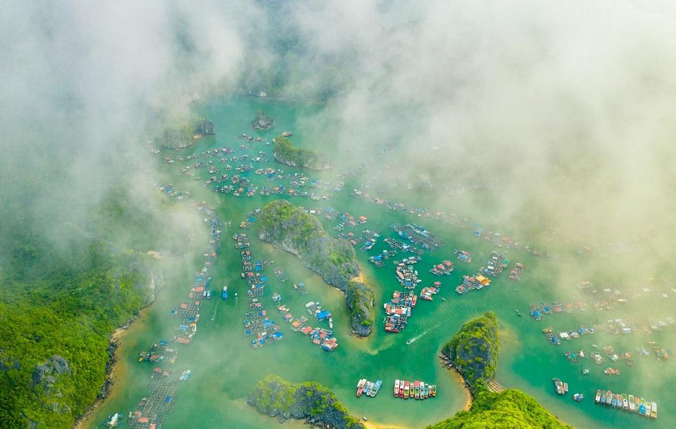 Khám phá Vịnh Lan Hạ - một trong những vịnh đẹp nhất thế giới