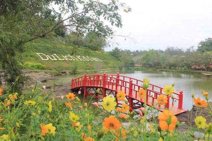 Khu du lịch KoTam – điểm du lịch sinh thái mới ở Buôn Ma Thuột