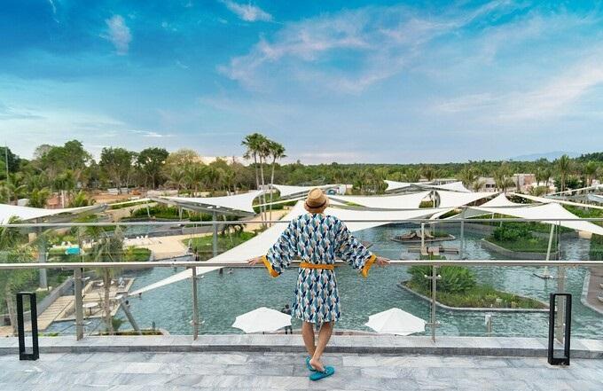 Khu nghỉ dưỡng Minera Hot Springs Binh Chau