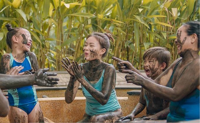 Một ngày trải nghiệm ở Minera Hot Springs Bình Châu