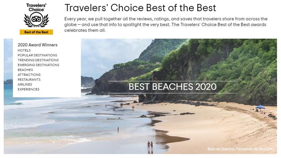 Những điểm du lịch Việt Nam vào top Travellers' Choice Awards 2020
