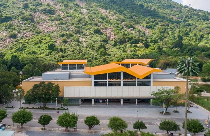 Nhà Ga Bà Đen - Nhà ga cáp treo lớn nhất thế giới
