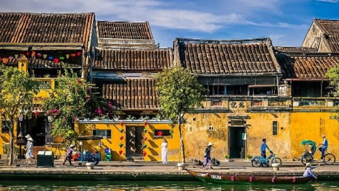 Phố Cổ Hội An - Thành phố cổ đẹp hàng đầu Châu Á
