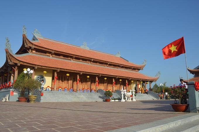Thiền viện Trúc Lâm Sóc Trăng