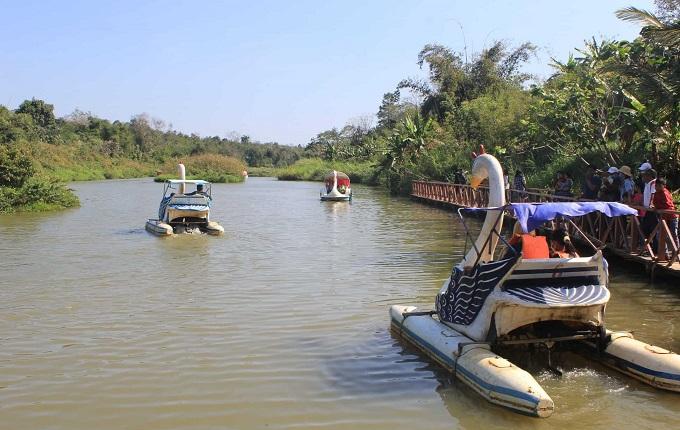 Trải nghiệm các hoạt động hấp dẫn tại khu du lịch Kotam