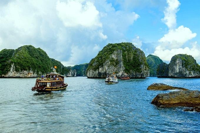 Vịnh đảo 'thiên đường' mới nổi của Việt Nam