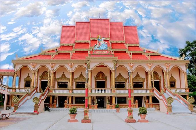 Chùa Sala Pôthi Serey Sakor (chùa Mới)