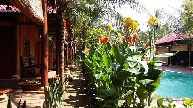 Coconut Homestay - Mỏ Cày Nam