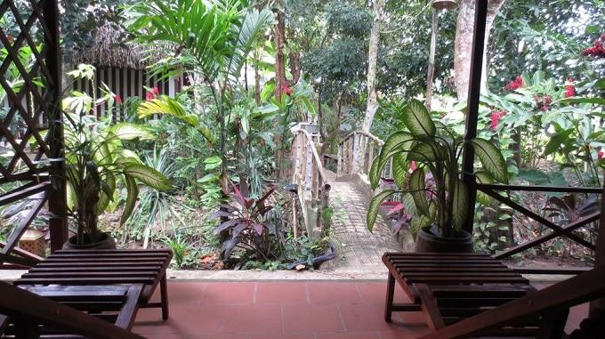 Jardin Du Mekong Homestay - Chợ Lách