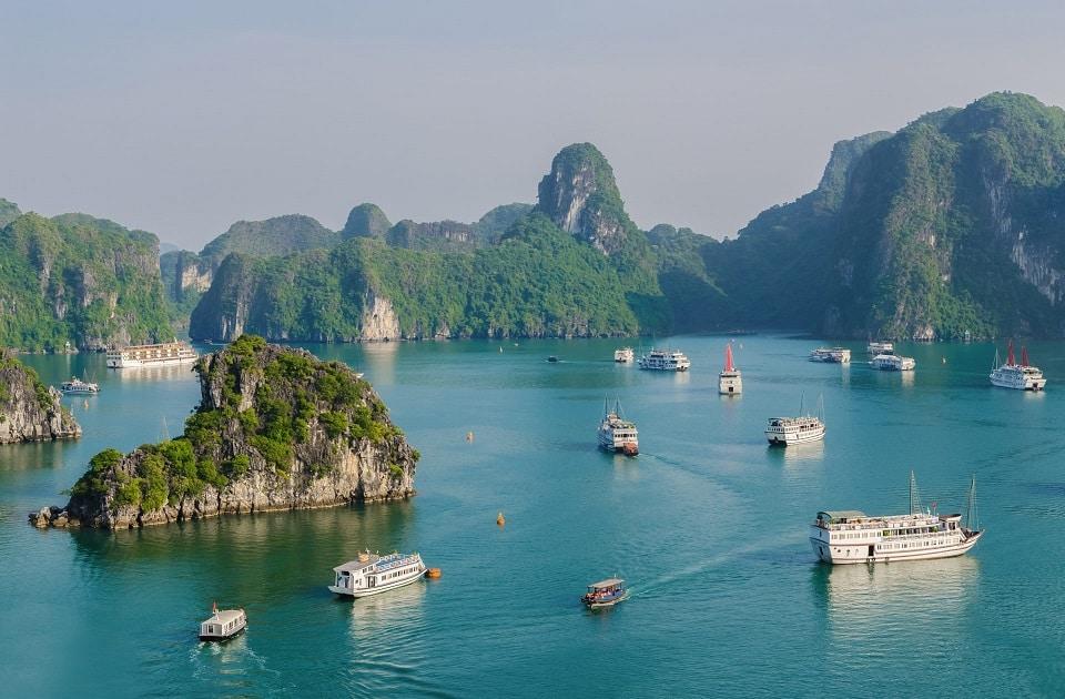 Vịnh Hạ Long Giảm 50% giá vé đến hết năm 2020