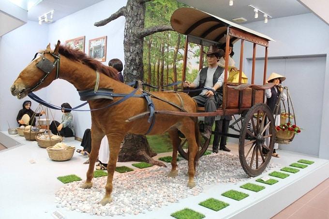 Góc nhỏ Đà Lạt xưa tại Bảo tàng Lâm Đồng