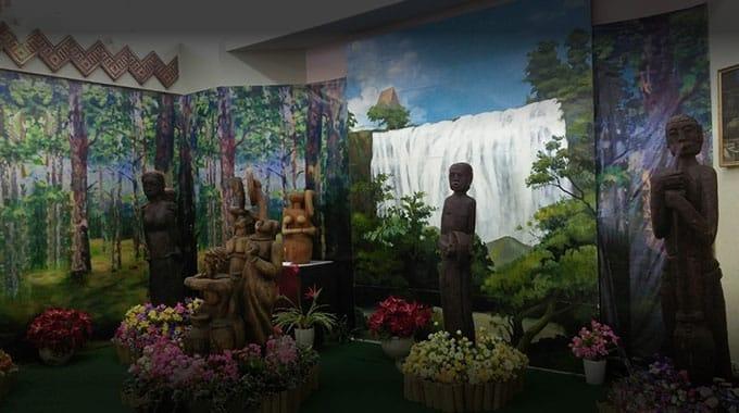 Tái hiện sinh động thiên nhiên, lịch sử và con người ở thành phố Đà Lạt