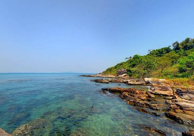 Bãi Gành Dầu – nơi địa đầu của đảo ngọc Phú Quốc