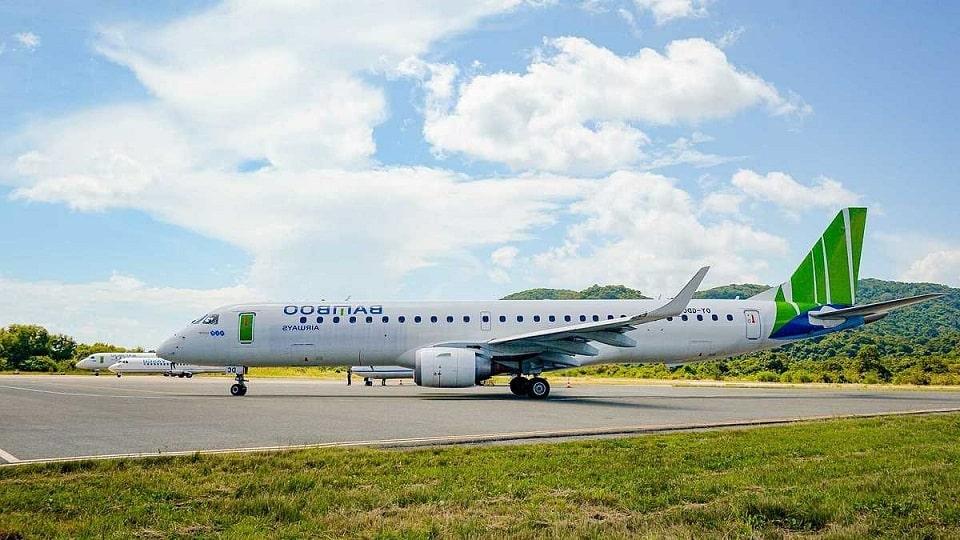 Bamboo Airways mở thêm 2 đường bay mới đến Côn Đảo