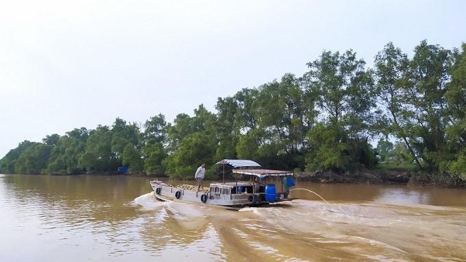 Khám phá cuộc sống của người dân vùng sông nước Trà Vinh