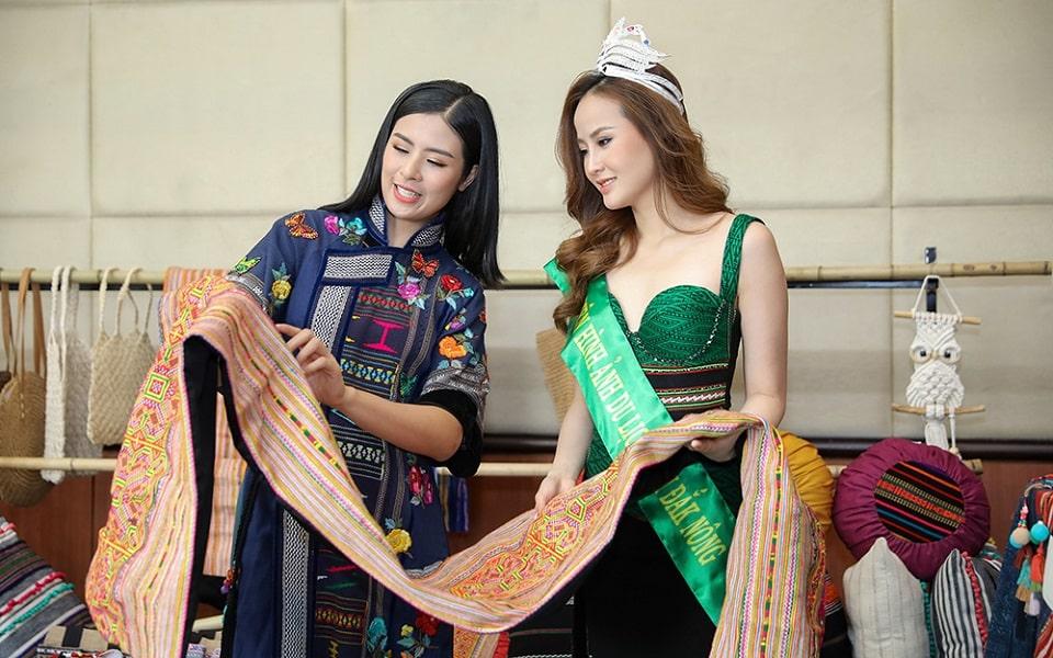Lễ hội Văn hóa Thổ cẩm Việt Nam lần II tại Đắk Nông năm 2020
