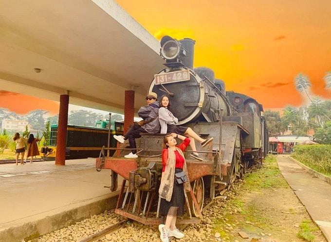Nhà Ga Đà Lạt - Điểm check-in hấp dẫn khi đi du lịch Đà Lạt