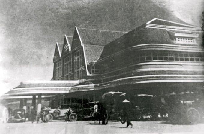 Nhà Ga Đà Lạt năm 1939