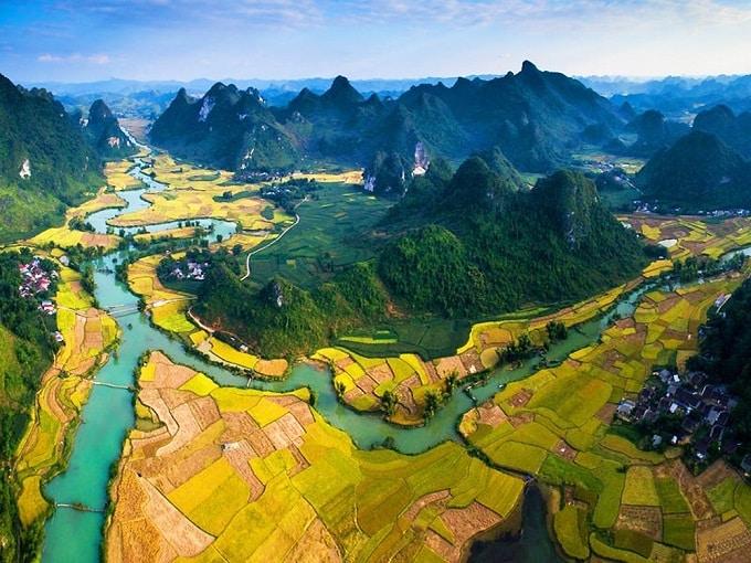 Công viên địa chất Non nước Cao Bằng vào danh sách 50 cảnh đẹp hấp dẫn nhất thế giới