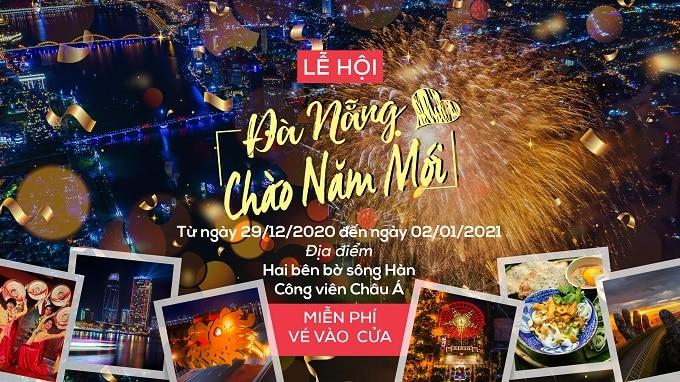 Đà Nẵng tổ chức nhiều sự kiện đón năm mới 2021
