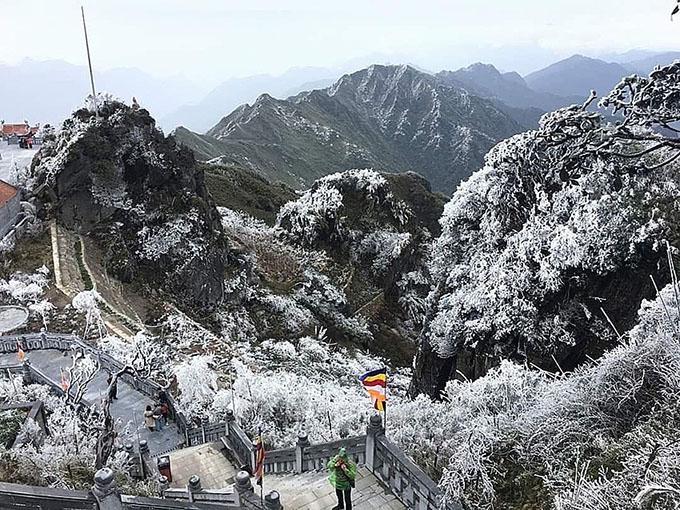 """Lễ hội mùa đông Fansipan năm 2020 có chủ đề """"Thiên đường tuyết rơi"""""""