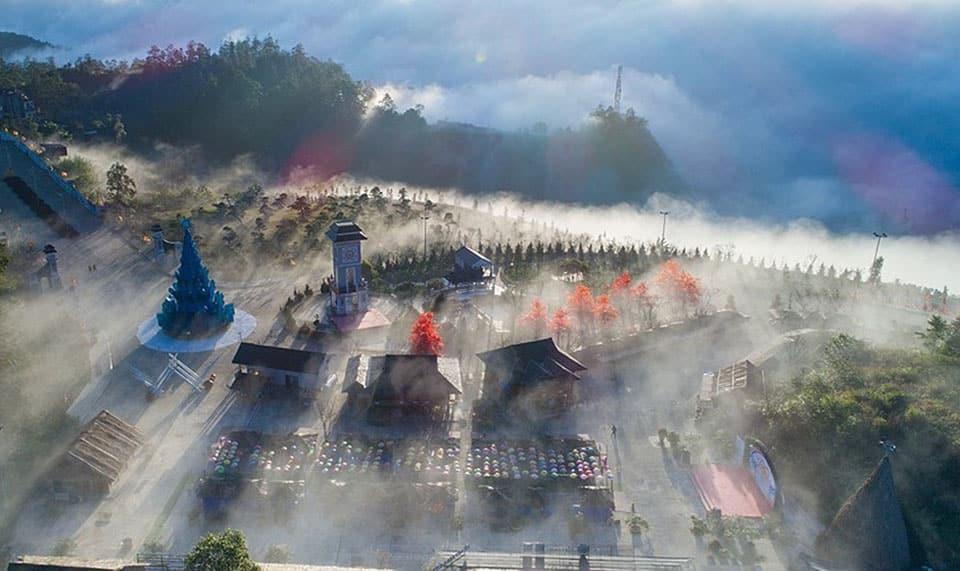 Lễ hội mùa đông Fansipan ở Sa Pa năm nay có gì