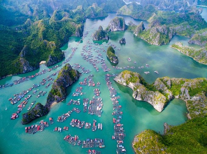 Quần đảo Cát Bà là địa điểm tham quan du lịch hấp dẫn du khách trong và ngoài nước,  Du lịch Cát Bà 2021