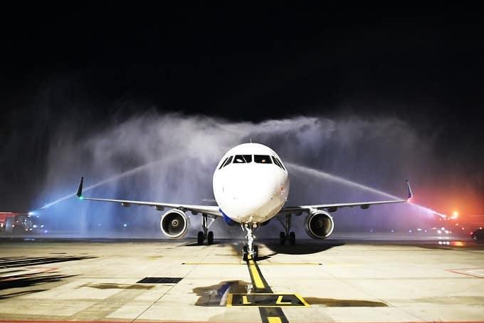 Tàu bay đầu tiên trong đội bay của Vietravel Airlines là mẫu Airbus A321CEO