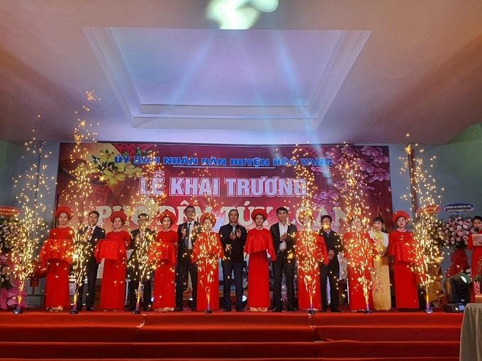 Tối 31.12.2020 - TP. Đà Nẵng tổ chức lễ khai trương và đưa vào hoạt động giai đoạn 1 phố đêm Túy Loan