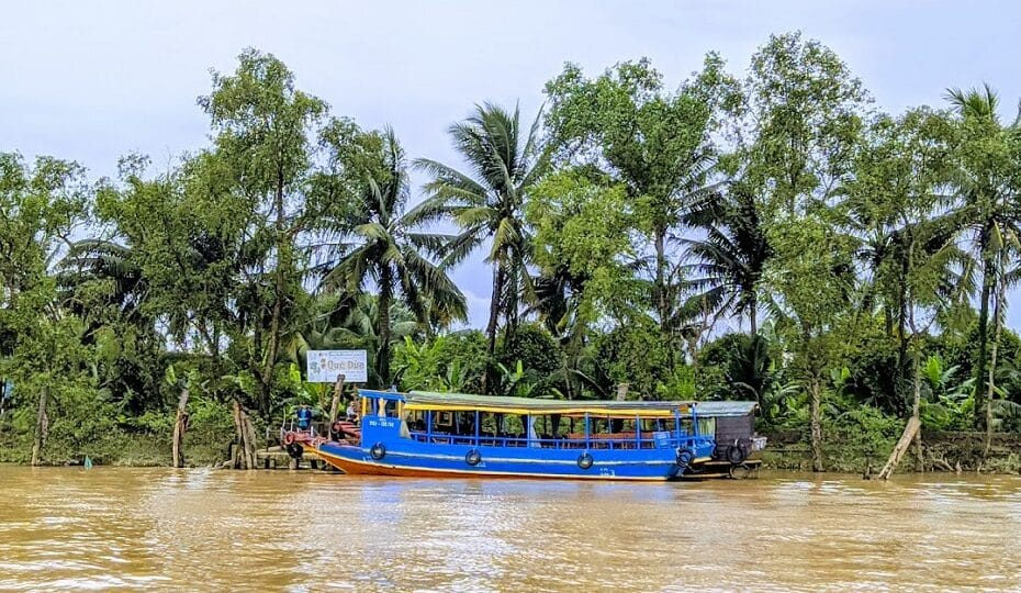 Tour tham quan 4 cồn Long - Lân - Quy - Phụng (Tiền Giang - Bến Tre)