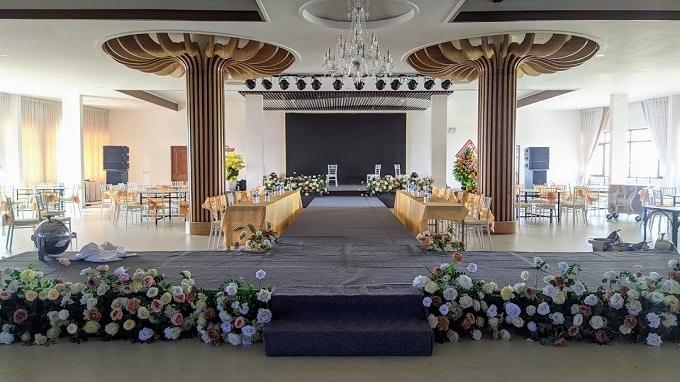 Trung tâm tiệc cưới, hội nghị An Nam Wedding & Events