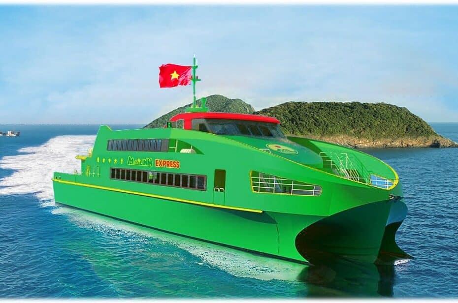 Tàu cao tốc Mai Linh Express tuyến Cần Thơ ra Côn Đảo sắp đưa vào khai thác