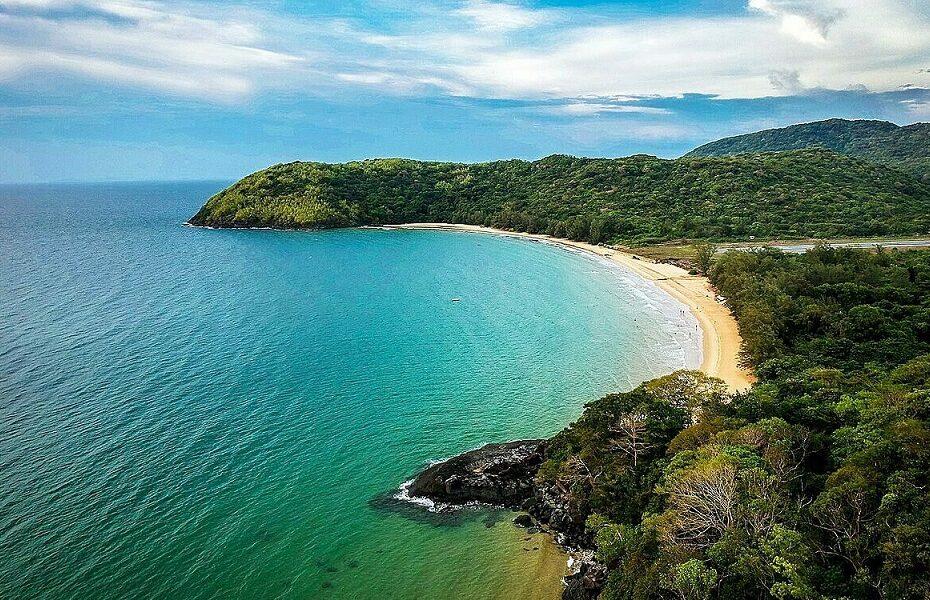 Bãi Đầm Trầu Côn Đảo - Top 25 bãi biển đẹp nhất thế giới
