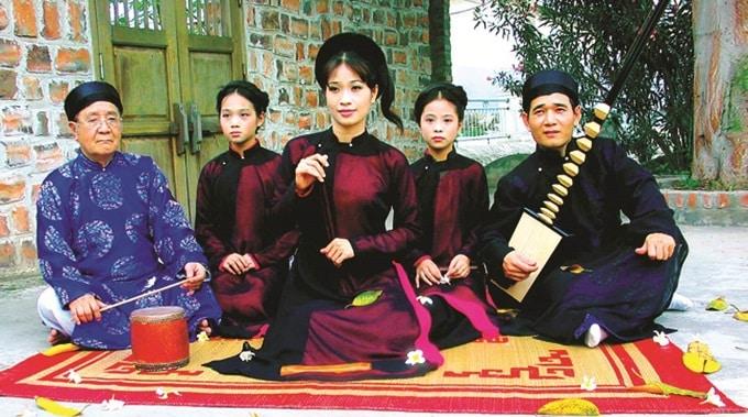 Ca trù của Việt Nam được UNESCO ghi danh vào Danh sách di sản văn hóa phi vật thể cần được bảo vệ khẩn cấp