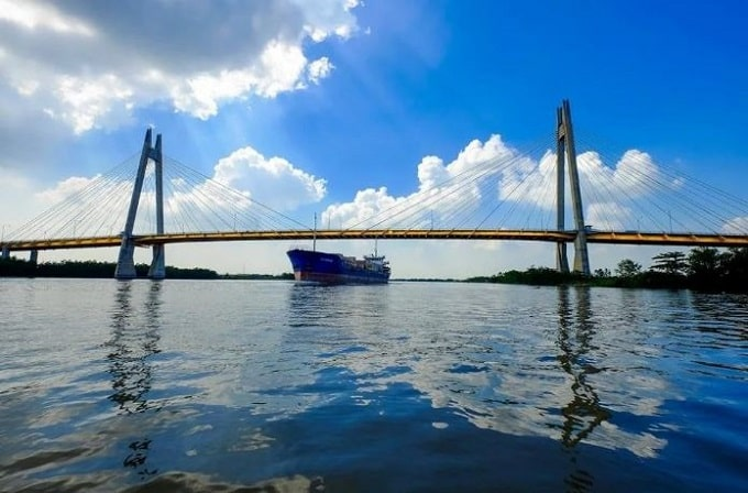 Cầu Bính - Cầu dây văng đẹp nhất miền Bắc
