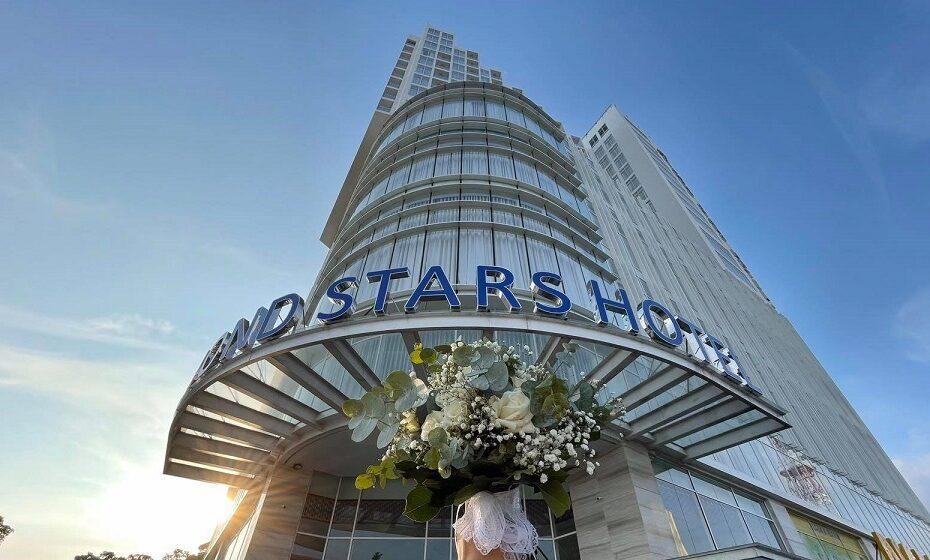 Diamond Stars Bến Tre Hotel - Khách sạn 5 sao đầu tiên tại Bến Tre