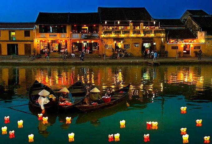 Đô thị cổ Hội An được Tổ chức UNESCO công nhận là di sản văn hóa thế giới
