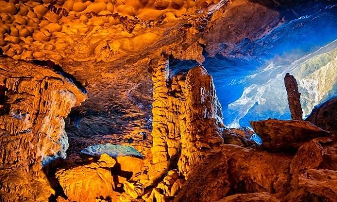 Hang Sửng Sốt - Top 10 hang động đẹp nhất thế giới