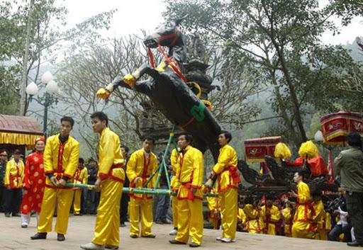 Lễ hội Gióng được UNESCO công nhận là di sản văn hóa phi vật thể của nhân loại