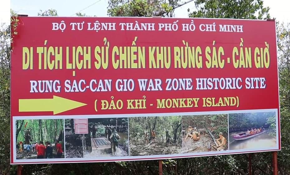 Khám phá Di tích lịch sử chiến khu Rừng Sác Cần Giờ 2021
