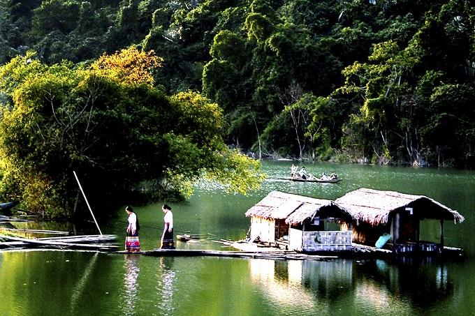 Khu dự trữ sinh quyển miền tây Nghệ An